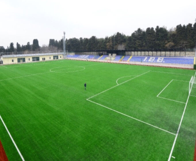 Maintenance and Repair of First Group Sports Complexes on the Anatolian Side of Istanbul 1