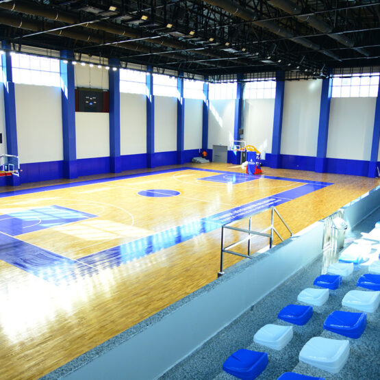Maintenance and Repair Works of Sports Facilities on the European Side of Istanbul 2