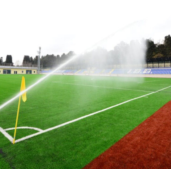 Maintenance and Repair of First Group Sports Complexes on the Anatolian Side of Istanbul 2