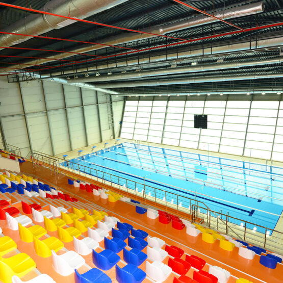 Maintenance and Repair Works of Several Sports Facilities throughout Istanbul 4